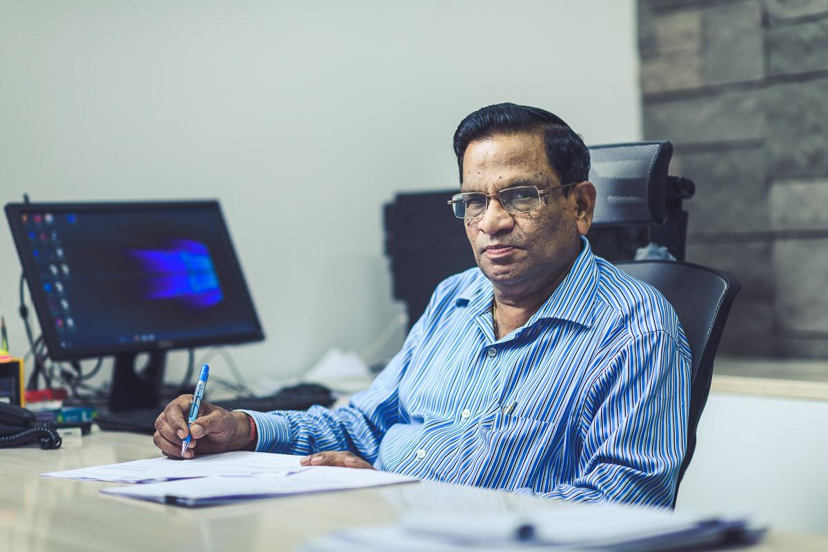 srmus-Founder Chancellor Dr.Paarivendhar