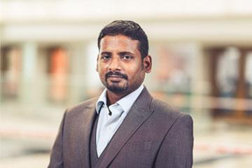 Dr Priyank Varma, english faculty
