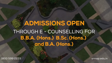 SRM AP Admission Opens